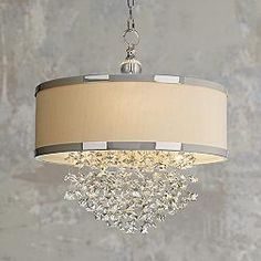 Uttermost Fascination Collection Crystal Chandelier