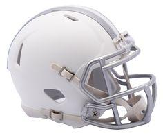 Cleveland Browns Helmet - Riddell Replica Mini - Speed Style - Ice Alternate