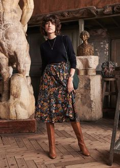 668 Best Winter skirt outfit images  851550a2e3a