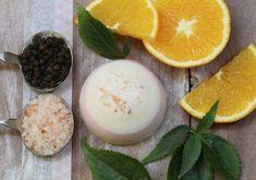 Recette : Savon exfoliant et reminéralisant au sel rose de l'Himalaya - Aroma-Zone