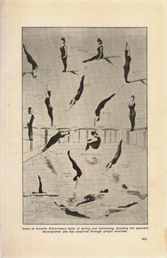 Annette Kellerman's Feats Of Diving Swimming par SurrenderDorothy
