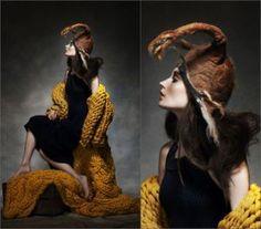 animal-hats-from Barbara Keal-4