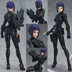 ghost in the shell movie toys | Products categories > Collector > Action figures > FIGMA - Motoko ...