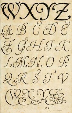Kunstrichtige Schreibart allerhand Versalie[n] oder AnfangsBuchstabe[n] der teütschen, lateinischen und italianischen Schrifften aus unterschiedlichen Meistern der edlen Schreibkunst zusammen getragen; 1655; Bey Paulus Fürsten Kunsthändlern daselbst, Nürnberg.