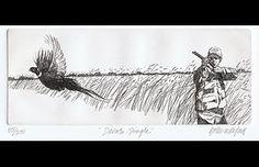 """Dakota Single"" by Hollis Williford"
