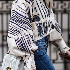 25 classy women knitwear outfit inspirations ideas Source by tessarosenstein women dress Fashion Details, Look Fashion, Winter Fashion, High Fashion, Womens Fashion, Fashion Trends, Feminine Fashion, Fashion Ideas, Structured Fashion
