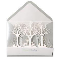Winter Forest Die-Cut Price $6.95