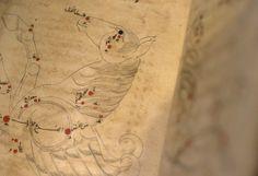 Kitab suwar al-kawakib al-thabita or  Book of Fixed Stars from Persia dated 400AH  Islamic calendar - the earliest astrology book