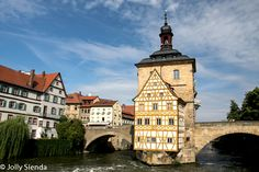 Alte Rathaus Bamberg, Germany. Photo credit Jolly Sienda Photography.