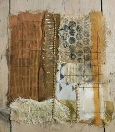 mixed media  - Julia Wright