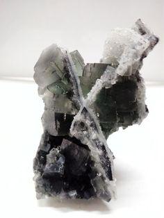 Green fluorite  from wuyi zhejiang China