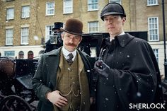 The Sherlock special will be called The Abominable Bride and will air on 1st January 2016!