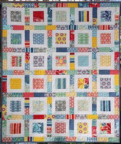 Ahhh...Quilting: Salt Air Charm Quilt