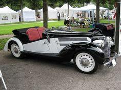 1940 Aero 50 Serie 10 Roadster
