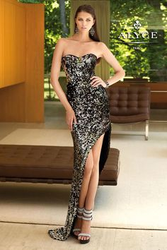 Prom Dresses by Alyce Paris6079You Live It!