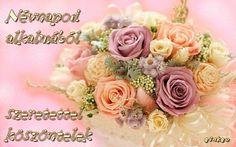 boldog nonapot - Google keresés Name Day, Animals And Pets, Floral Wreath, Crown, Wreaths, Birthday, Flowers, Youtube, Decor