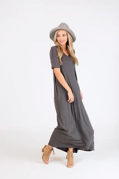Perfect Spring Pocket Maxi