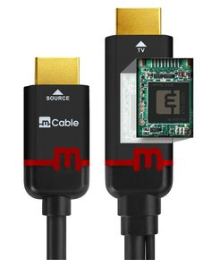"HDMI cable with built-in AA, perfect for console gamers The perfect accessory for consoles could have just been released, with Marseille's new mCable Gaming Edition, which features a built-in ""intelligent graphics pixel processor"". hdmi-cable-built-aa-perfect-console-gamers_01. Marseille's special herbs and ... #gamers"