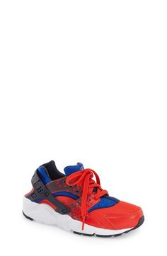 Nike  Huarache Run  Print Sneaker (Big Kid) Huarache Run cd7c4109600bc