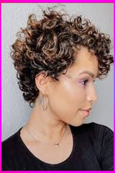 have a fabolous look by experimenting your curls. haircuts #shorthairstylesforwomens #hairtrends #besthairstylesforshorthairs2020 #shortbobhaircuts2020 #bangshaircutsforshorthairs2020 #hairmakeup #haircolors2020 #haircolorsforshorthairs #beautytips #pinkhairs #haircutsforshorthairs #shorthairstylesforroundface #besthairstyles2020 #fashion #hairtrendsforshorthairs