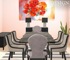 Design Homes, House Design, Gaming Chair, Dining Chairs, Furniture, Home Decor, Decoration Home, Room Decor, Dining Chair