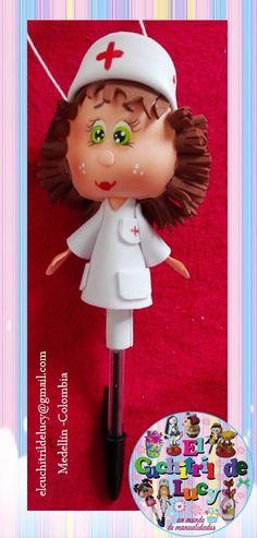 Fofulapiz Enfermera