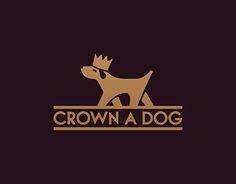 "Check out new work on my @Behance portfolio: ""Crown a Dog logo design"" http://be.net/gallery/59306073/Crown-a-Dog-logo-design"