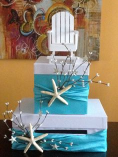 wedding Card and Money Holder Box by ShabbyChicBoxes on Etsy, $80.00