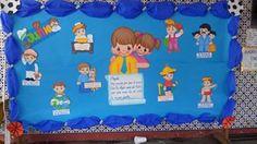 Periodico mural del mes de junio