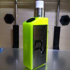 Cool 3D Printed Darth Vaper!