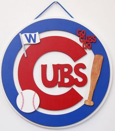 Chicago Cubs Baseball Sports sign Chicago Cubs 2016 Champions wooden sports fan sign Cubs teen sports room sports fan sign Chicago Cubs by UCsportsbyBill on Etsy https://www.etsy.com/listing/523536291/chicago-cubs-baseball-sports-sign
