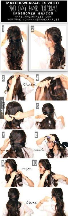Crossover Braids