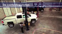 SNEAK PEEK into world's first extended-range electric pick-up truck manufacturing facility in San Luis Potosi - the VIA Motors-Mexico plant, which can produce 2 vehicles every hour. #electrictrucks #electriccars #electricvehicles #electricpickups #Mexicoelectricvehicles #electricvehicleplant