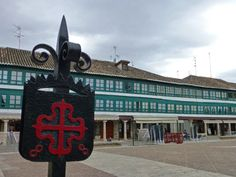 Plaza Mayor de Almagro, Ciudad Real