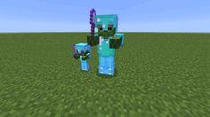 Minecraft+mobs | Zprávičky #22 – Minecraft 1.4 a baby zombie | munio minecraft