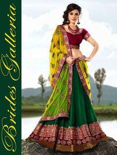 Brides-Galleria-Indian-Designer-Saree-Designs-Collection-2014-4.jpg (600×800)