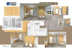 Návrh koupelny Floor Plans, Design, Floor Plan Drawing, House Floor Plans