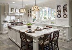 55 Incredible Kitchen Island Ideas