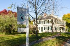 The Loring-Greenough House, a potential wedding venue if I have a real wedding