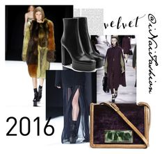"""""""Untitled #942"""" by inaifashion ❤ liked on Polyvore featuring Oris, Alexander Wang, trend and 2016"""