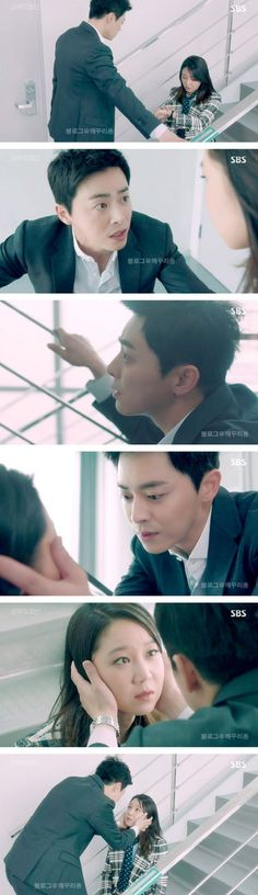 [Spoiler] Added episode 14 captures for the Korean drama 'Incarnation of Jealousy' Drama Film, Drama Movies, Korean Dramas, Korean Actors, Kdrama, Jealousy Incarnate, Go Kyung Pyo, Cho Jung Seok, Love Is Sweet