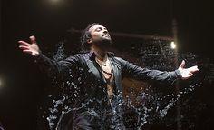 La gira americana del bailaor flamenco David Morales llega a Uruguay. Te lo contamos en aireflamenco.com
