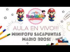 Fofusacapuntas Mario Bross