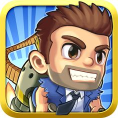 Jetpack Joyride: The easiest way to tune out an awkward moment.
