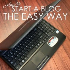 Starting a blog can be extremely difficult, especially if you're not a techy. In this video and screenshot tutorial, I've broken down all the steps to make it so easy, anyone can do it, even non-techy's like me!