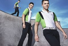 The ‪#‎Boss‬ Style! Explore the ‪#‎Vibrant‬, ‪#‎Sporty‬ & ‪#‎Relaxed‬ ‪#‎Polos‬ in Spring Hues and Iconic Designs to Accentuate your Perfect Voyage Look! Explore them here: @darveys.com