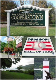 Cooperstown, New York