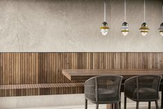 Terrace designed with #Petra collection by #Inalco. Petra is inspired by natural limestone formations, authentic natural works of art. Tiles conspicuous for the warmth and beauty of nature's random patterns, their whimsical veins and relief textures and the collection's large format combine to bring charm to living spaces.