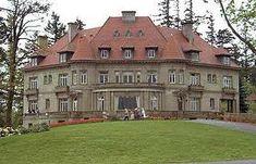 French Eclectic Mansion / Mansion Mansion Mansions Architecture