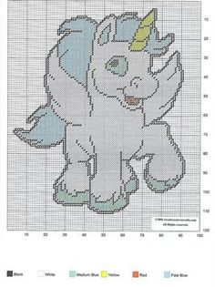 WINGED UNICORN by CREATIVECANVASCRAFTS.COM 2/2 - WALL HANGING Plastic Canvas Ornaments, Plastic Canvas Crafts, Plastic Canvas Patterns, Unicorn Cross Stitch Pattern, Cross Stitch Patterns, C2c, Baby Patchwork Quilt, Canvas Designs, Knitting Stitches